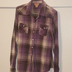 Tops - Shirt, flannel